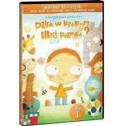 Dzień, w którym Heniś poznał Cz 1 DVD BAJKA PŁYTA