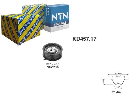 ZESTAW ROZRZĄDU KOŁO AUDI 80 Avant 1.9 TD (8C. B4)