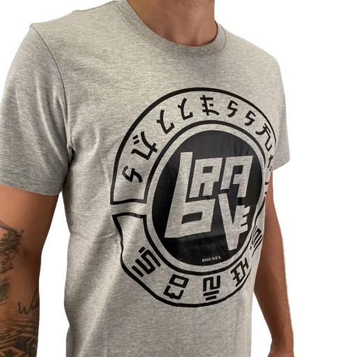 T-Shirt Diesel T-DIEGO-XC 0091A 912 M 9563893657 Odzież Męska T-shirty NP PNIINP-7