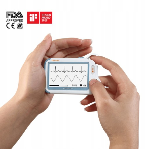 Monitor Zdrowia Ekg Holter Pulsoksymetr Termometr 9405247464 Allegro Pl