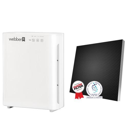 Oczyszczacz powietrza WEBBER AP8400 na smog