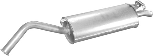 MUFFLER SYSTEMS EXHAUST 4max 0219-01-00125P