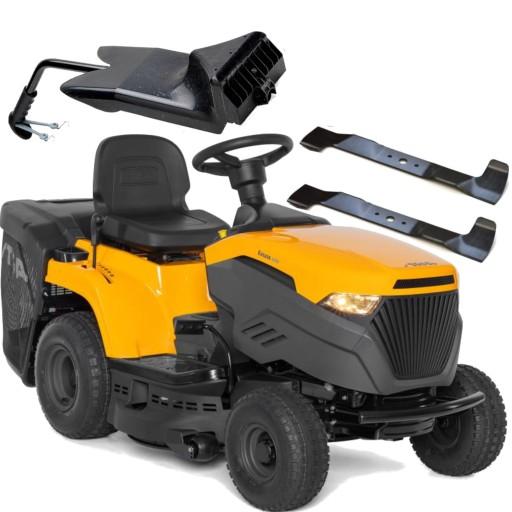 Stiga Traktorek Kosiarka Estate 2084 84 Cm Mocny 7242842401 Allegro Pl