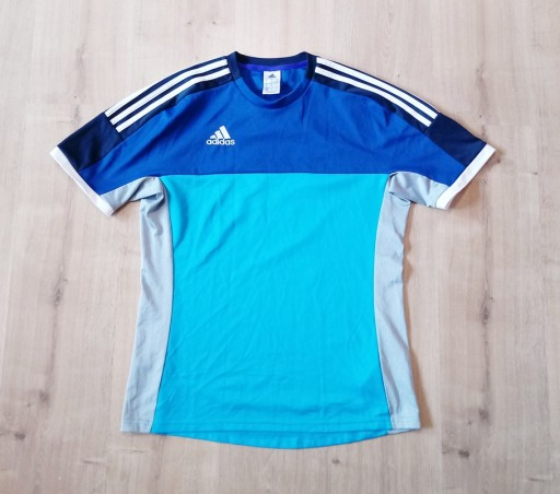 Adidas climalite męska koszulka sportowa r. M 10782758528 Odzież Męska T-shirty SS VMEVSS-6
