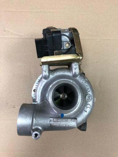 Turbosprężarka Mercedes W211 CDI 6280900080 NOWA