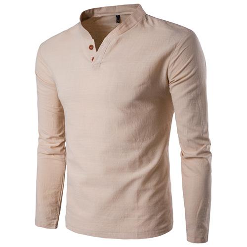 Męska koszula z długim rękawem Męska koszula z dłu 9607473700 Odzież Męska Koszulki z długim rękawem DU STBWDU-8
