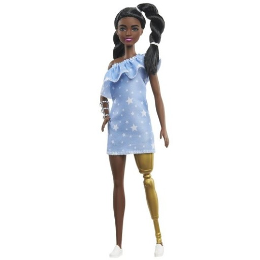 Barbie Fashionistas przyjaciółka 149 z protezą