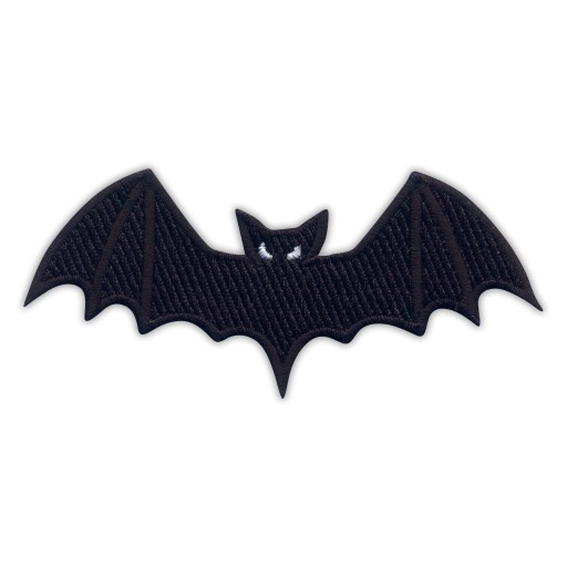Naszywka NIETOPERZ Wampir, BAT Halloween HAFT
