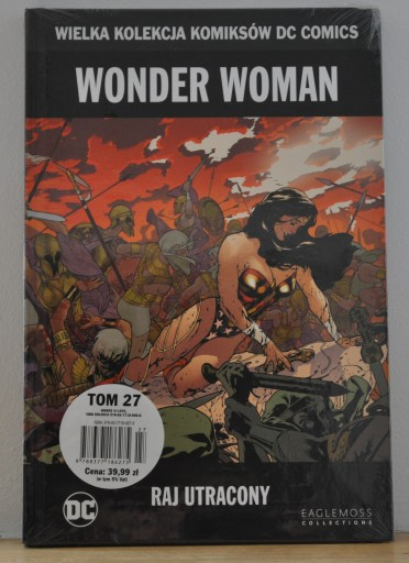 FOLIA WKKDC TOM 27 WONDER WOMAN RAJ UTRACONY