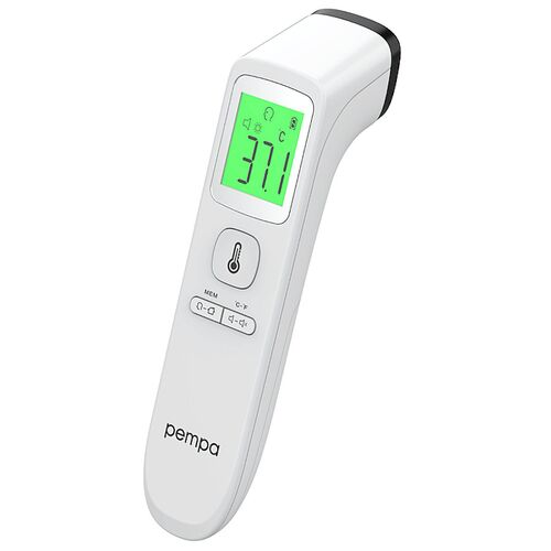 Termometr bezdotykowy PEMPA T200 + gratis
