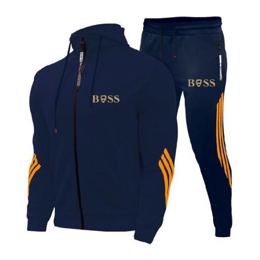 Mężczyźni dwie odzież sportowa jesień A15. XXL 10661401285 Bluzy Męskie Bluzy ZV LPEEZV-7