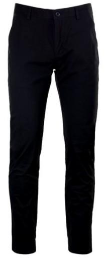 Bawełniane spodnie CHINOS EVIN DENIM 34 NOWE 10666330201 Odzież Męska Spodnie ZG SGWFZG-9