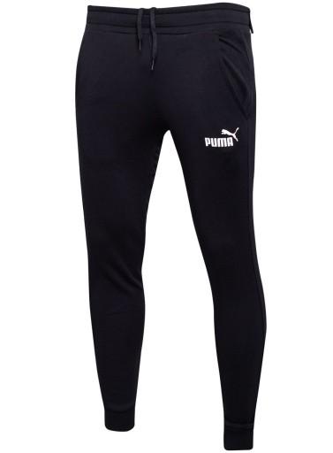 Spodnie męskie czarne Puma 586748 01 rozm. S 10467123355 Odzież Męska Spodnie PR TVWMPR-5