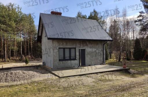 Projekt Domu 35m2 Z Poddaszem Dom Bez Pozwolenia 8088356031 Allegro Pl