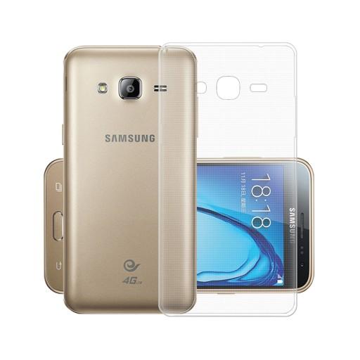 Etui Przezroczyste Slim Do Samsung J3 2016 Szklo 7058725719 Sklep Internetowy Agd Rtv Telefony Laptopy Allegro Pl