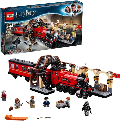 LEGO 75955 HARRY POTTER EKSPRES DO HOGWARTU