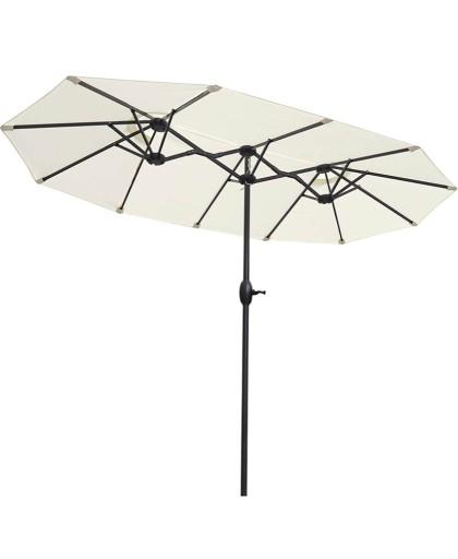 Parasol Ogrodowy Balkonowy Sekey 1 8m X 3m Cream 9554226338 Allegro Pl