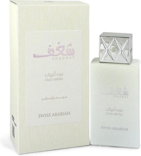 swiss arabian shaghaf oud abyad
