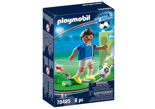 Playmobil 70485 Piłkarz Włoch - Piłka nożna