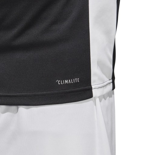 Koszulka adidas Entrada 18 JSY CF1035 czarny S! 9980587917 Odzież Męska T-shirty BB WISDBB-1