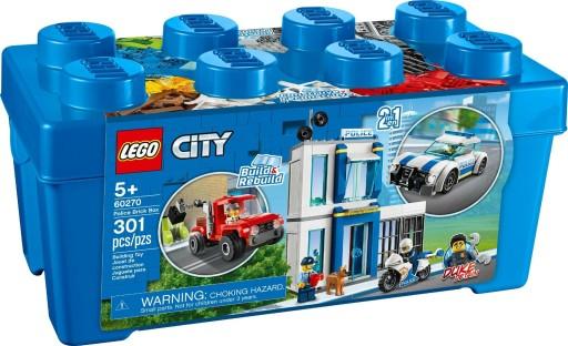 Klocki Lego City 60270 Policyjny Zestaw Klockow 8943667721 Allegro Pl