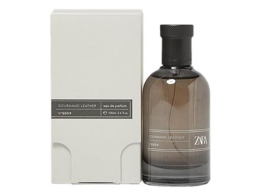 zara gourmand leather n° 0059