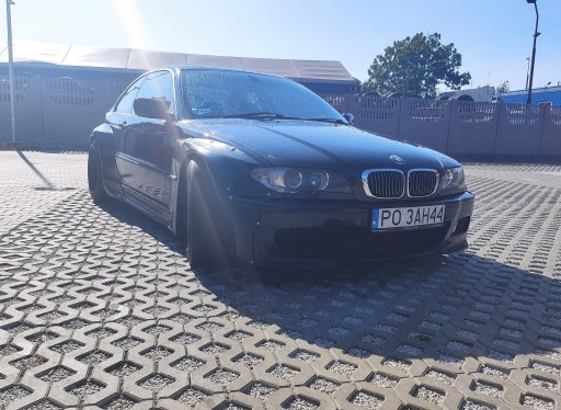 Bmw 3 E46 Coupe Po Lift Pandem Wide Body Body Kit Pabianice Allegro Pl