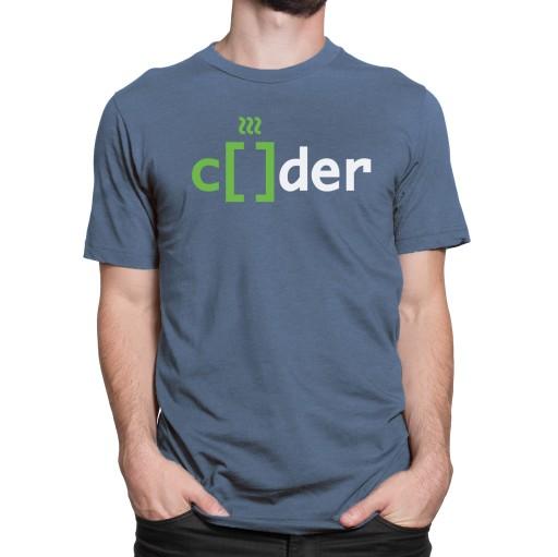 koszulka dla INFORMATYKA Coder KOLORY - ZIN 04 3XL 9904542801 Odzież Męska T-shirty CA LBMACA-5