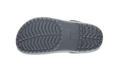 CROCS letnie buty new hole sandały Srebrno Szary 10713454958 Obuwie Męskie Męskie OD UEUROD-1