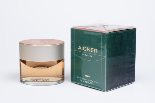 aigner in leather man