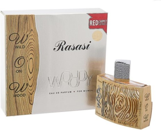 rasasi woody for women