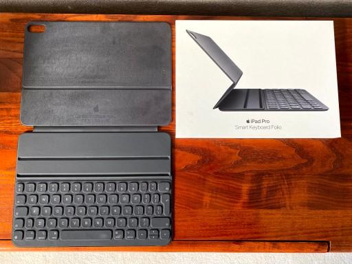 Apple Smart Keyboard Folio iPad pro 11 klawiatura