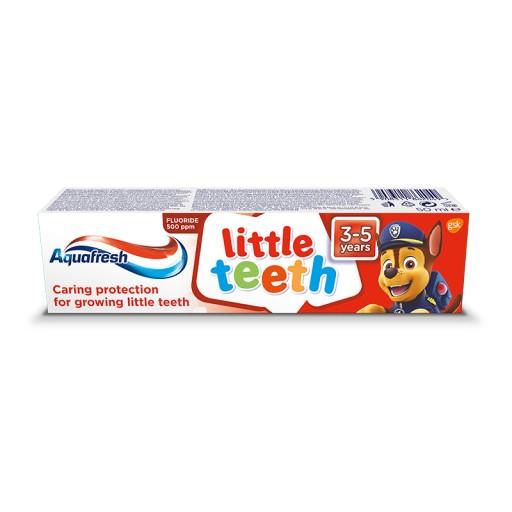 Aquafresh Little Teeth Psi Patrol pasta do zębów