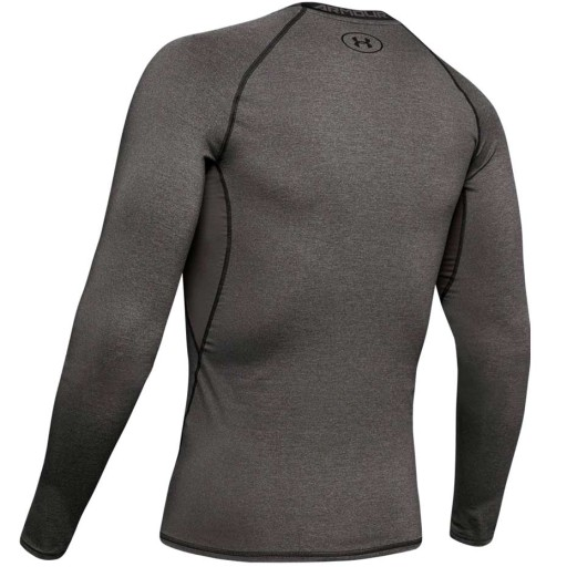 Koszulka Under Armour Rashguard 1257471 090 r.S 10163816278 Odzież Męska Koszulki z długim rękawem SU TIEOSU-6