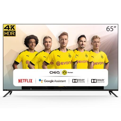 Telewizor 4K 65 CHiQ U65H7S Smart TV AndroidTV HDR