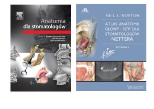 Atlas Nettera + Anatomia dla stomatologów