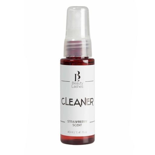 Beauty Lashes cleaner do rzęs truskawkowy 40ml 7948576889