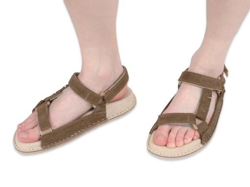 SkÓrzane sandały PIECHUR skÓra naturalna nr 43 10594880769 Obuwie Męskie Męskie WT MXBRWT-8