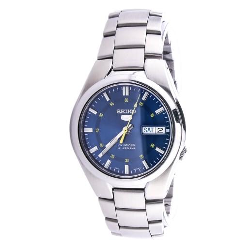 Zegarek męski SEIKO SNK615K1 Automatyczny srebrny
