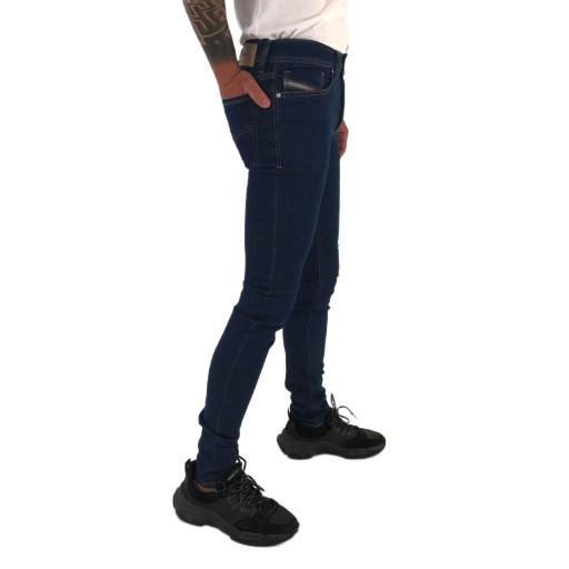 Spodnie Diesel Jeans SLEENKER 084UL 01 27x32 9480607001 Odzież Męska Jeansy NH RDVJNH-9