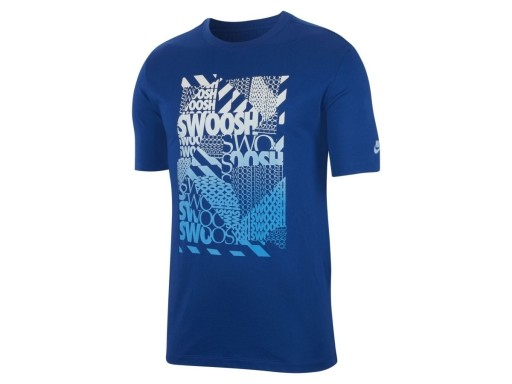 Koszulka męska NIKE TEE SZNL CORE 9 BQ0719-438 9728790261 Odzież Męska T-shirty HL PFOHHL-6