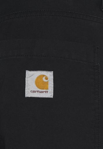 D14U007 CZARNE SPODNIE MATERIAŁOWE CARHARTT WIP 32 10769891979 Odzież Męska Spodnie EW NHFTEW-4