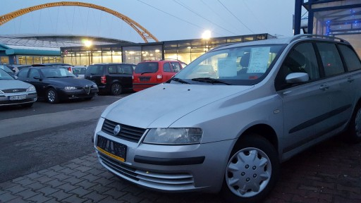 Fiat Stilo Hatchback 1.8 16V 133KM 2003