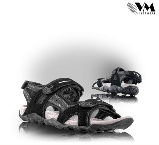 Sandały Męskie Trekkingowe Sportowe VM HONOLULU 43 10732303093 Obuwie Męskie Męskie BI CLAOBI-3