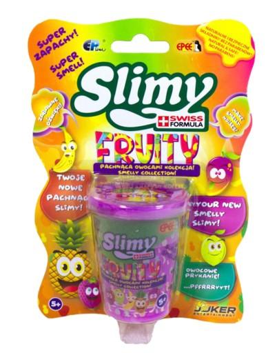 Fioletowy Slime Slimy Pachnaca Masa Zapach Mango 9319862134 Allegro Pl