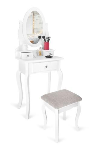 Toaletka Kosmetyczna Z Lustrem Taboret Italform 309 Zl Allegro Pl Raty 0 Darmowa Dostawa Ze Smart Belk Stan Nowy Id Oferty 7426956700