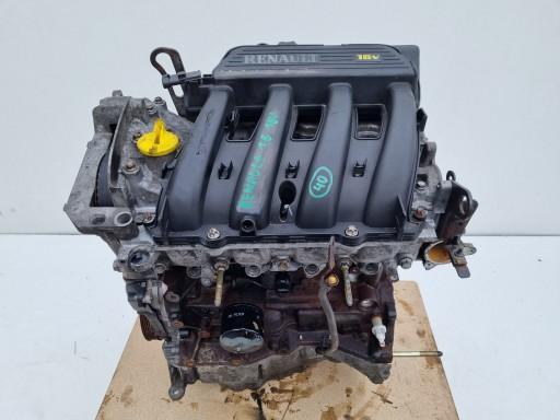 SILNIK Renault Megane I 1.6 16V 151tyś K4M700
