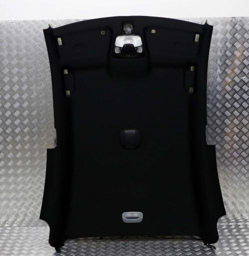 MERCEDES CLC CL203 KROVNI TAPACIRUNG BLACK A2036900450