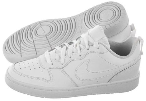 BUTY DAMSKIE NIKE COURT LOW AIR FORCE 448 100 38.5