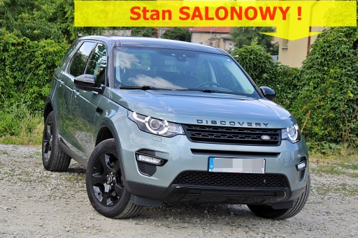 Land Rover Discovery Sport SUV 2.0 eD4 150KM 2017